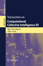 Transactions on Computational Collective Intelligence XII