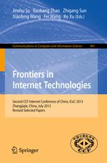 Frontiers in Internet Technologies