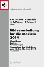 Bildverarbeitung für die Medizin 2014