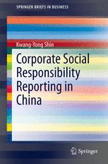 Corporate Social Responsibility Reporting in China