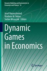 Dynamic Games in Economics
