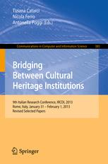 Bridging Between Cultural Heritage Institutions