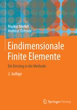 Eindimensionale Finite Elemente