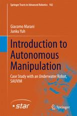 Introduction to Autonomous Manipulation