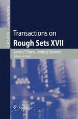 Transactions on Rough Sets XVII