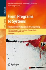 From Programs to Systems. The Systems perspective in Computing