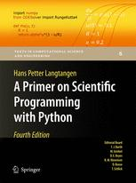 A Primer on Scientific Programming with Python