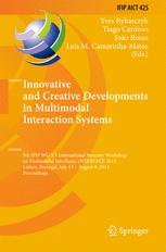 Innovative and Creative Developments in Multimodal Interaction Systems
