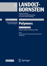Polymer Solids and Polymer Melts–Mechanical and Thermomechanical Properties of Polymers