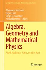 Algebra, Geometry and Mathematical Physics