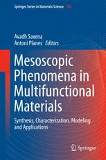 Mesoscopic Phenomena in Multifunctional Materials