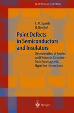 Point Defects in Semiconductors and Insulators