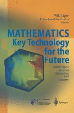 Mathematics — Key Technology for the Future
