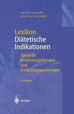 Lexikon Diätetische Indikationen