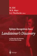 Epitope Recognition Since Landsteiner's Discovery