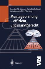 Montageplanung — effizient und marktgerecht