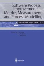 Software Process Improvement: Metrics, Measurement, and Process Modelling
