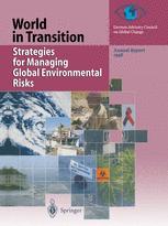 Strategies for Managing Global Environmental Risks