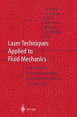 Laser Techniques Applied to Fluid Mechanics