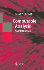 Computable Analysis
