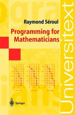 Programming for Mathematicians