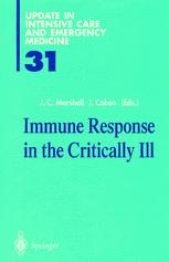 Immune Response in the Critically Ill