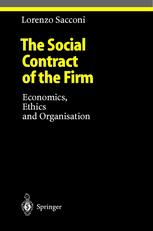 The Social Contract of the Firm