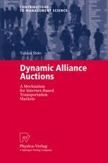 Dynamic Alliance Auctions