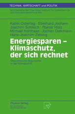 Energiesparen — Klimaschutz, der sich rechnet
