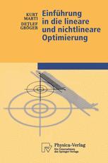 Einführung in die lineare und nichtlineare Optimierung