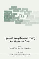 Speech Recognition and Coding