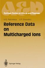 Reference Data on Multicharged Ions