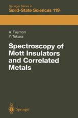 Spectroscopy of Mott Insulators and Correlated Metals