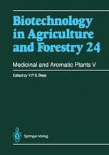 Medicinal and Aromatic Plants V