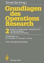 Grundlagen des Operations Research 2