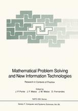 Mathematical Problem Solving and New Information Technologies