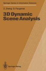 3D Dynamic Scene Analysis