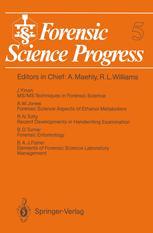 Forensic Science Progress