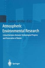Atmospheric Environmental Research