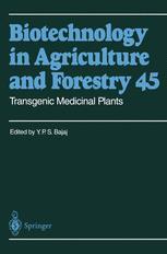 Transgenic Medicinal Plants