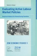 Evaluating Active Labour Market Policies