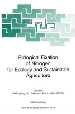 Biological Fixation of Nitrogen for Ecology and Sustainable Agriculture