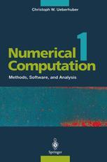Numerical Computation 1