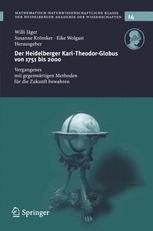 Der Heidelberger Karl-Theodor-Globus von 1751 bis 2000