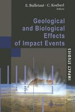 Geological and Biological Effects of Impact Events