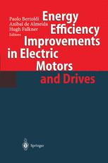 Energy Efficiency Improvements in Electronic Motors and Drives