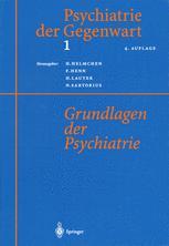 Psychiatrie der Gegenwart 1