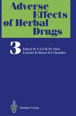 Adverse Effects of Herbal Drugs