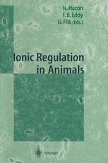 Ionic Regulation in Animals: A Tribute to Professor W.T.W.Potts
