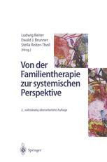 Von der Familientherapie zur systemischen Perspektive